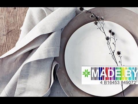 Производство столового белья. MADE.BY