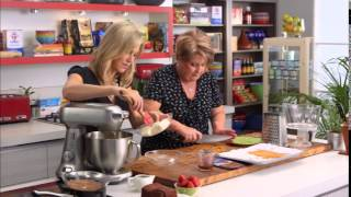 Cadbury Kitchen: Chai, Toffee & Berry Trifle
