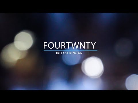 Fourtwnty - Iritasi Ringan || Live Bandung || Full HD New