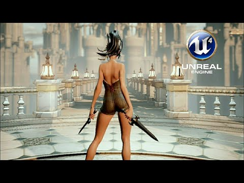 Top 10 Unreal Engine 4 Games For Android 2019 HD