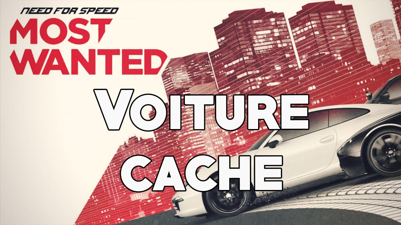 jeux de voiture need for speed most wanted