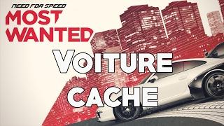Need For Speed Most Wanted Voiture Caché & Présentation du Jeu
