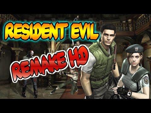Hack Resident Evil HD Remake PS3 + Download