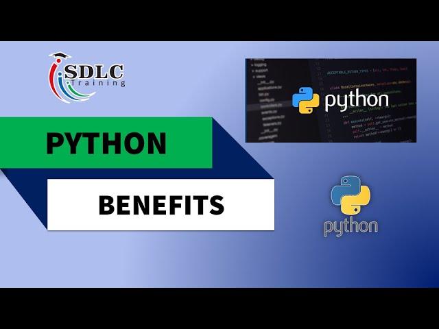 Python Benefits   SDLC Training Marathahalli Bangalore