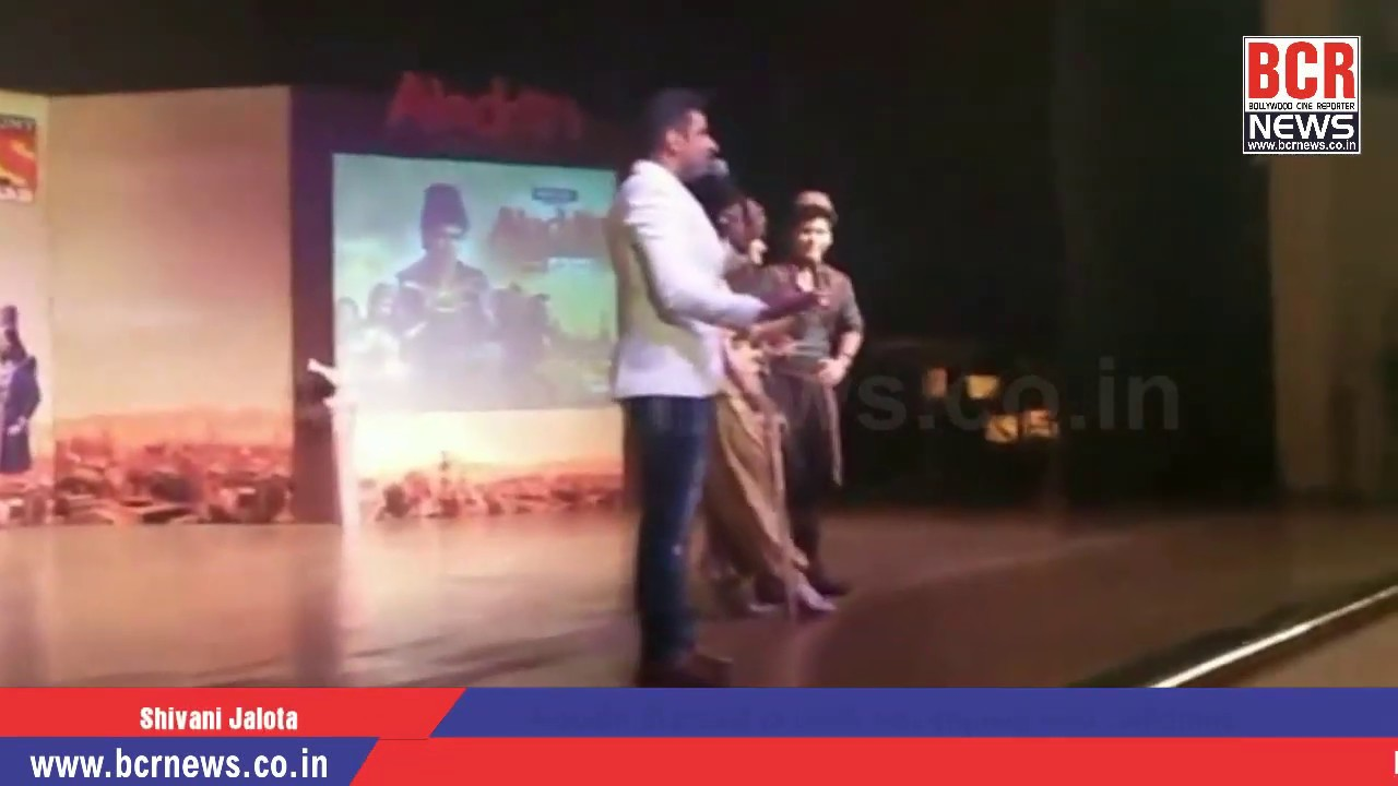 """Sab TV Serial """"Aladdin"""" Starcast in Delhi for Promotions and"""
