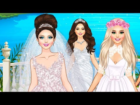 model-wedding---games-for-girls---kids-games---android-gameplay