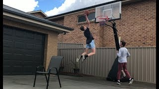 """Dunked On 10 Foot! 