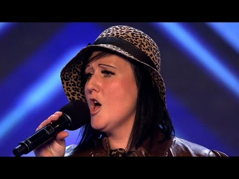 Sami Brookes' audition - The X Factor 2011 - itv.com/xfactor