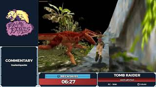 Tomb Raider 1 by Beckski93 in 1:08:12 - Frame Fatales 2019