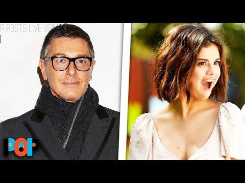 Fashion Designer Stefano Gabbana Calls Selena Gomez 'Ugly'. http://bit.ly/2Z6ay3A