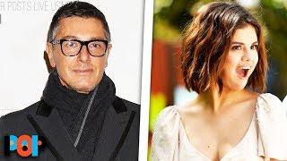 Fashion Designer Stefano Gabbana Calls Selena Gomez 'Ugly'