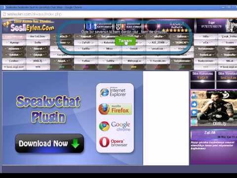 Sesli Eylen Sesli Sohbet Sesli Chat Görüntülü Sohbet Seslieylen