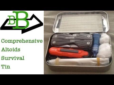 The Comprehensive Altoids Survival Kit 1.0