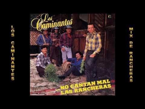 'LOS CAMINANTES'       No cantan mal las rancheras mix solo la mejor musica