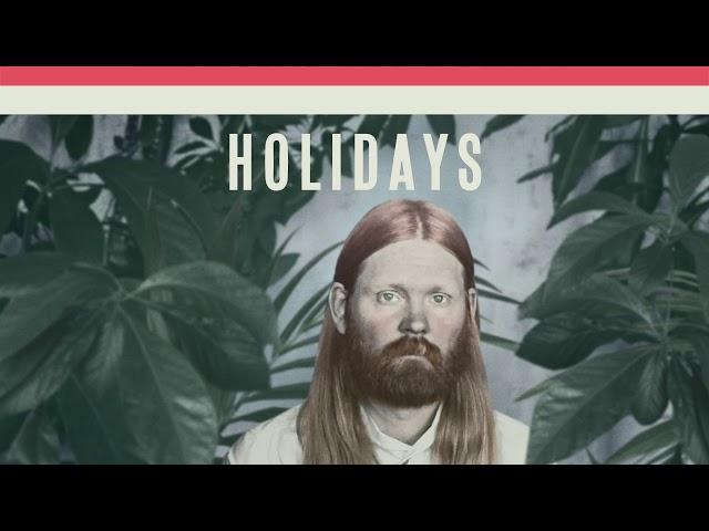 Júníus Meyvant - Holidays (Official Audio)