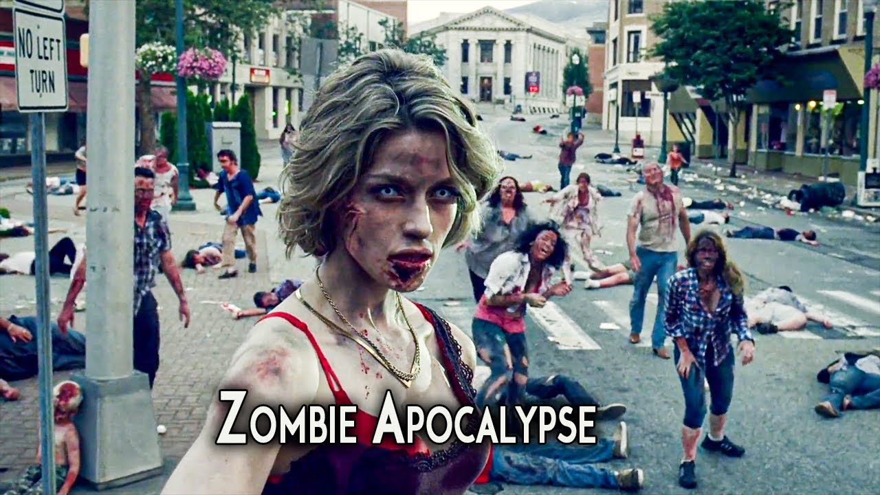 Humans trapped in Zombie world - Remains movie 2011 Explained in Hindi