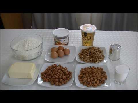 چۆنیهتی دروستکردنی شیرینی کوردی - Chonyati drwst krdni shirini kurdi