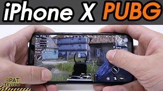 ||| รีวิว iPhone X เล่น PUBG A11 Biobic เล่นเป็นอย่างไรบ้าง