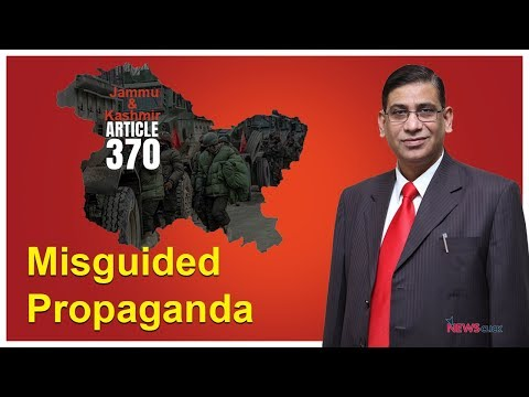 Article 370 Was Centre's Special Power, Not Kashmir's