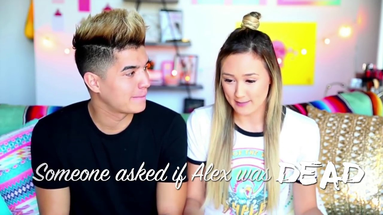 Alex wassabi and laurdiy dating quotes 9