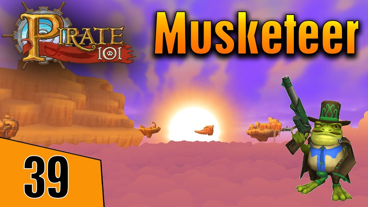 Pirate101 Companions For Musketeers
