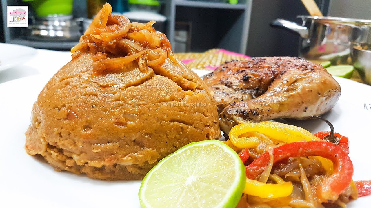 Download Amiwo Poulet - African Culinary Tour ACT Benin