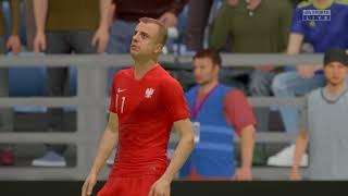 Svezia - Polonia 3-2 - EURO 2020