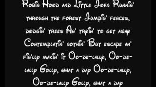 Ooh De Lally - Disney's Robin Hood Lyrics