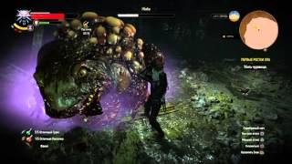 Ведьмак 3: Дикая Охота легкий способ убить жабу