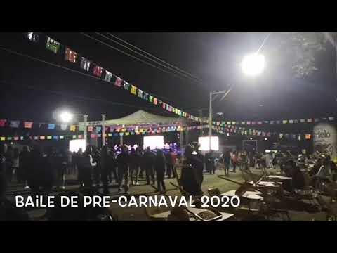 Silacayoapan Baile Pre-Carnaval