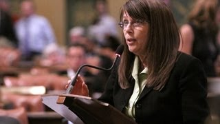 Rep. Theresa Abed Speaks on Common Core