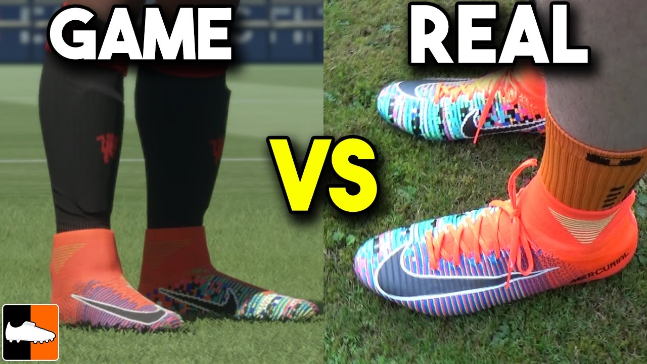 85ec9999d46 FIFA 17 Boots In Real Life! Limited Edition Mercurial Superfly x EA Sports