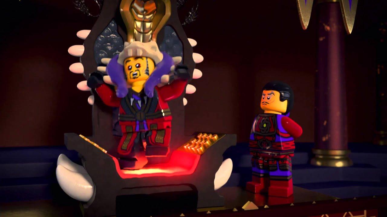 LEGO® NINJAGO Meister Chen - Der Technikstuhl - YouTube