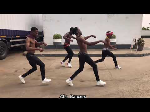 Kuami Eugene - Turn Up Dance Video By Allo Dancers