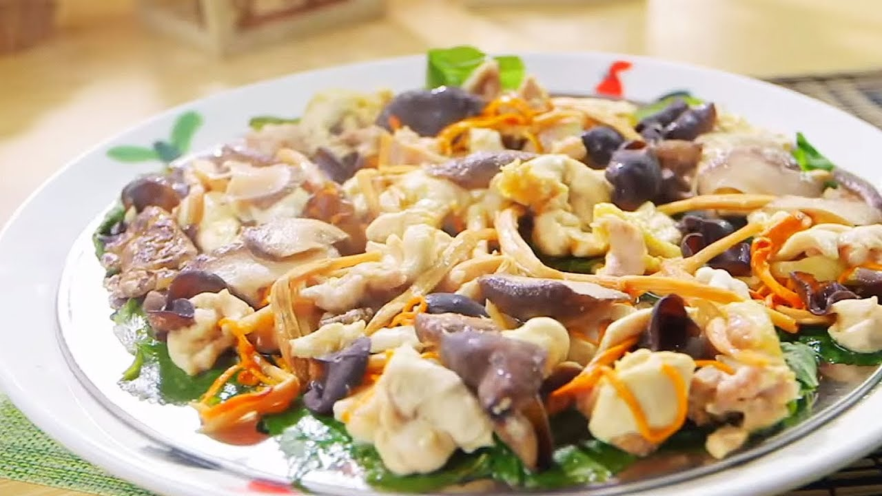 阿爺廚房食譜 - 富貴版蒸雞 - 桑拿雞 - YouTube