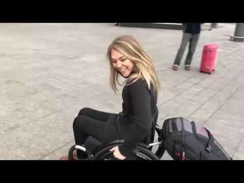 Sophie Morgan: Review of Phoenix Instinct wheelchair bag