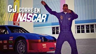 CJ CORRE EN NASCAR | Gta San andreas (Loquendo)