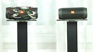 JBL Charge 2 plus vs JBL Charge 3 sound & bass test