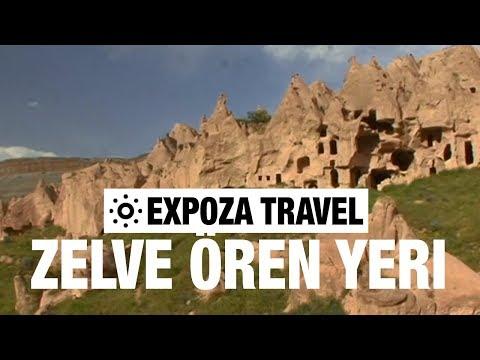 Zelve Ören Yeri (Turkey) Vacation Travel Video Guide