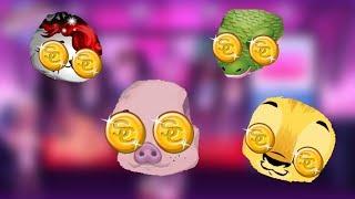 Look za 5, 10 i 20 starcoins | Czarna Ameba