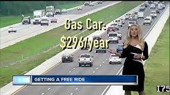 Electric cars getting around Florida gas tax