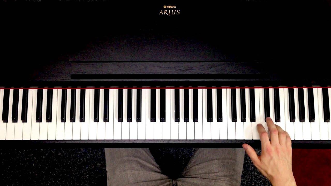 river flows in you piano tutorial teil 5 klavier. Black Bedroom Furniture Sets. Home Design Ideas