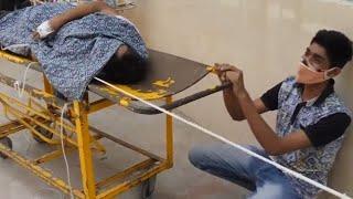 Коронавирус с Индии больницы переполнены в городах пылают погребальные костры Панорама