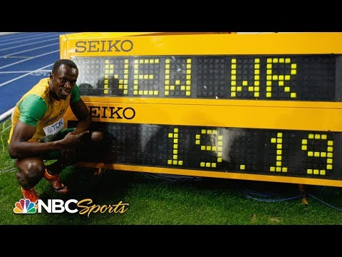 19.19! Usain Bolt's Untouchable 200m World Record | NBC Sports