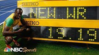 19.19! Usain Bolt's untouchable 200m world record   NBC Sports
