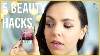 5 Beauty Hacks You Already Know | Wearabelle Thumbnail