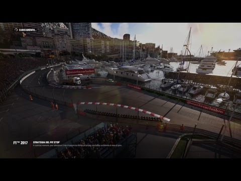 F1 2017 MONACO - Weekend in Montecarlo [w/ spngpp]