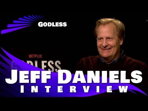 JEFF DANIELS TALKS GODLESS ON NETFLIX