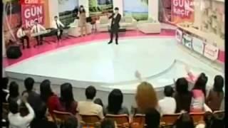 Uzeyir Mehdizade   TEKi SEN XOSBEXT OLASAN ATV video 2012