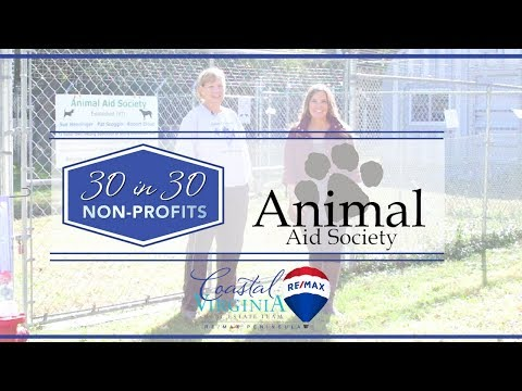 Animal Aid Society | Day #1 of 30 (Non-Profit Series)